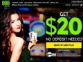 888 Casino - Sitio legal en España