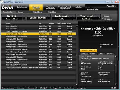 Software Bwin Poker