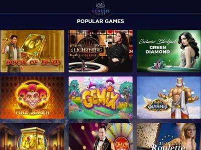 Casino Genesis Casino
