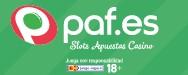 Paf - Sitio legal en España