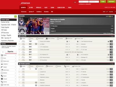 Apuestas Deportivas Sportium
